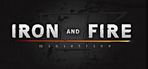 Iron and Fire Logo
