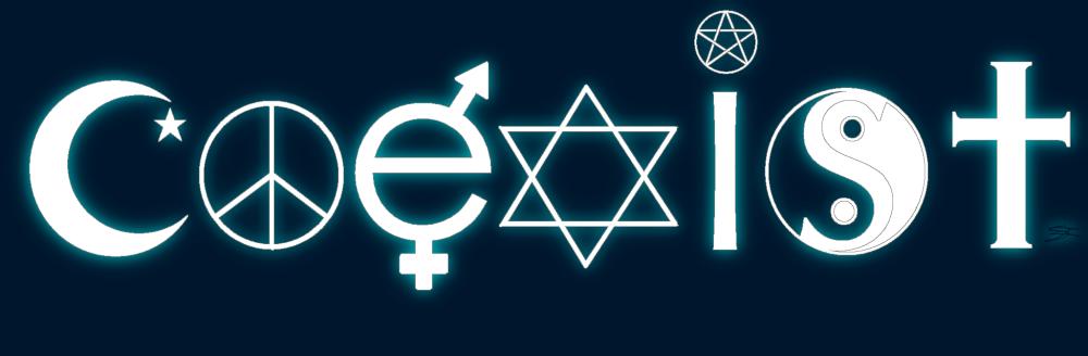 Coexist? Or Something Else?