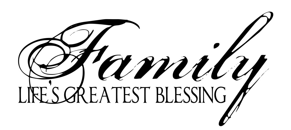 Family Life's Greatest Blessing