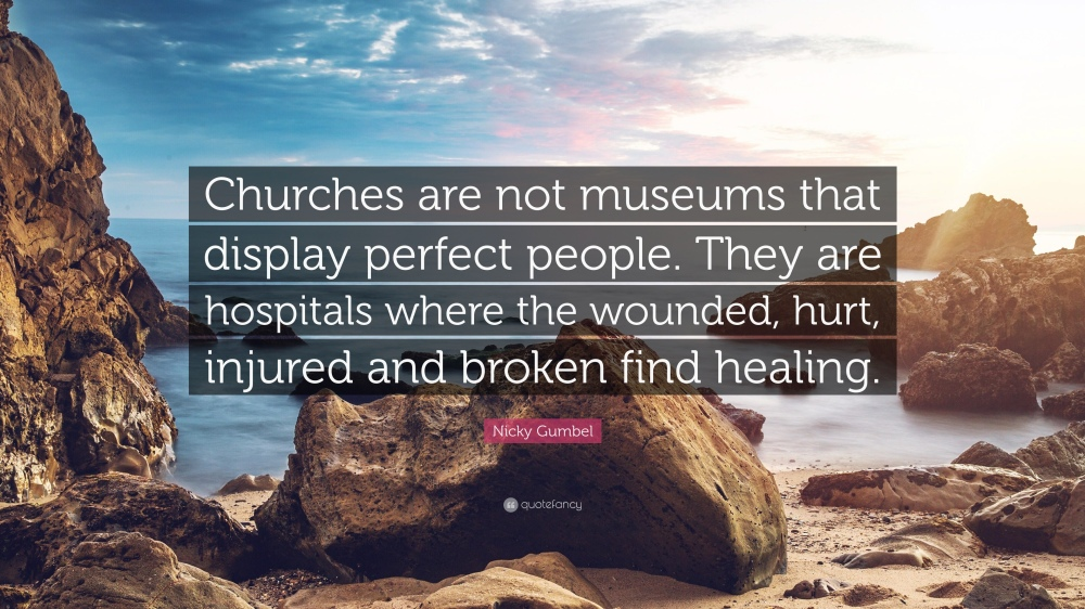 Churches As Hospitals